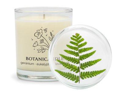 geránium • eukalyptus • levanduľa